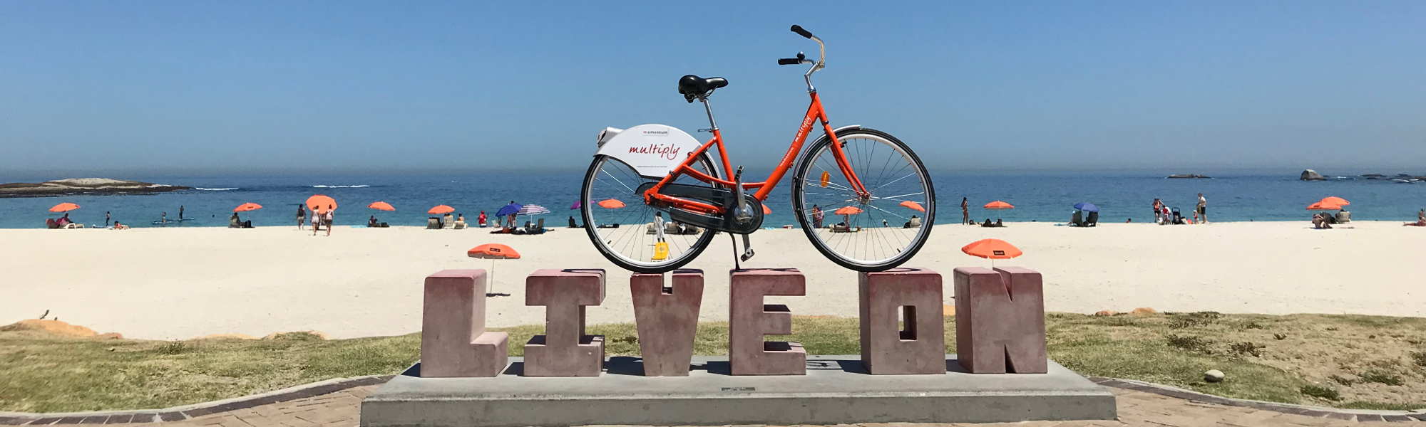 Camps Bay, Stations, Up Cycles, Bike Hire, Cape Town, Drop and go