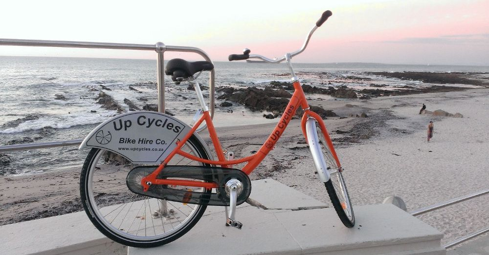 up cycles fleet bike, bikes, Cape Town, Bike Hire, Sea Point, V&A Waterfront, Caps Bay